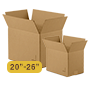 20''- 26'' Corrugated Boxes