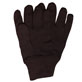 Brown Jersy Gloves