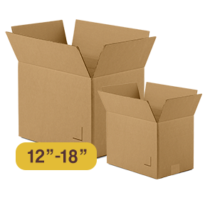 17.5''x13.5''x7.5'' Corrugated Shipping Boxes