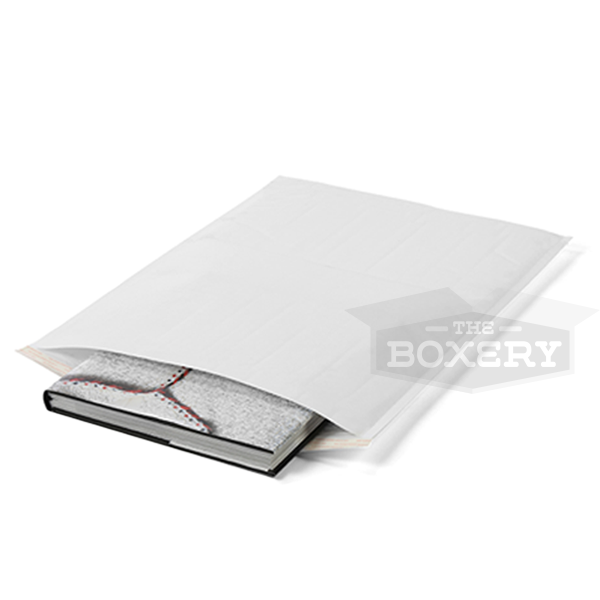 White Bubble Mailers - #6 -12.5x19- 50 qty