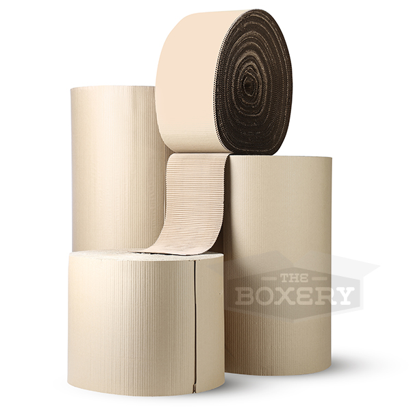 Corrugated Roll 6''x250'