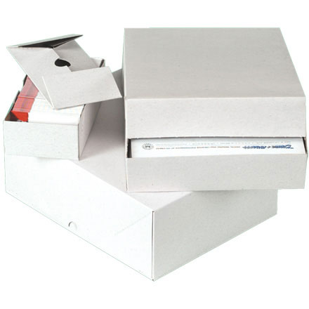 Stationery Boxes 8.5x14x2 200/cs