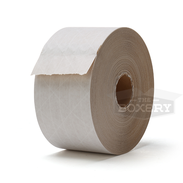 Reinforced Water Tape White 3''x375' Grade 235
