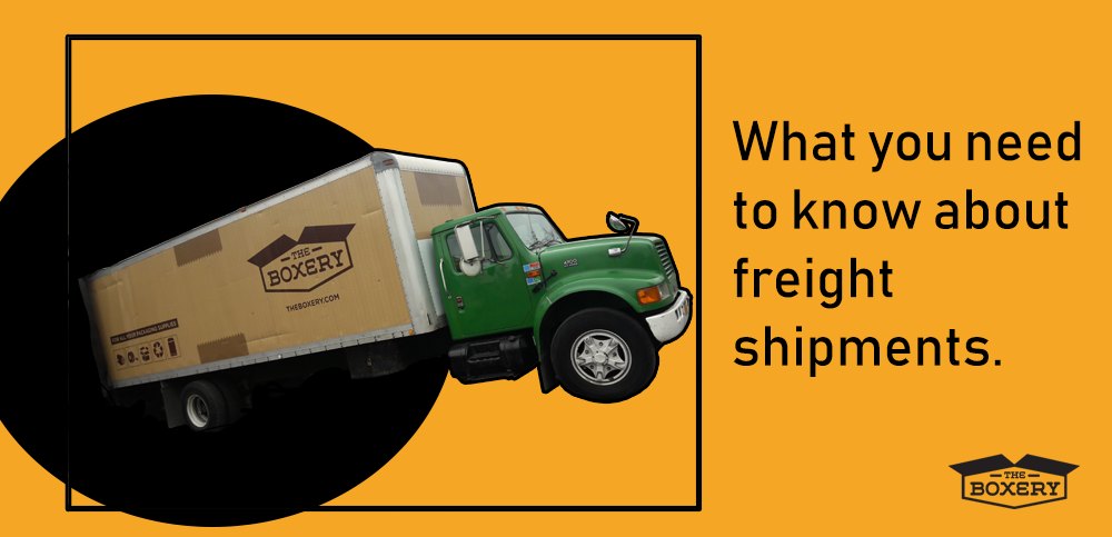 How freight Works.