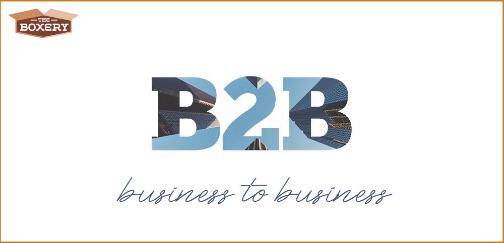 The Power of B2B