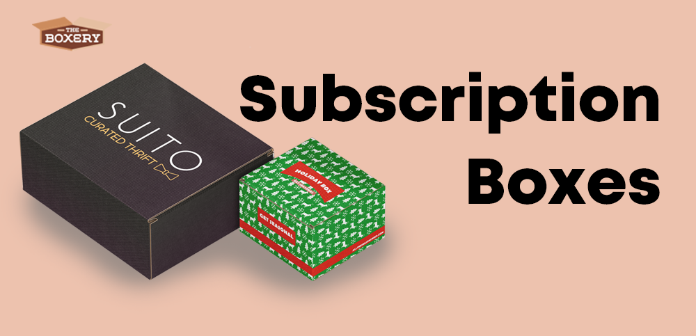 The Takeover of Subscription boxes