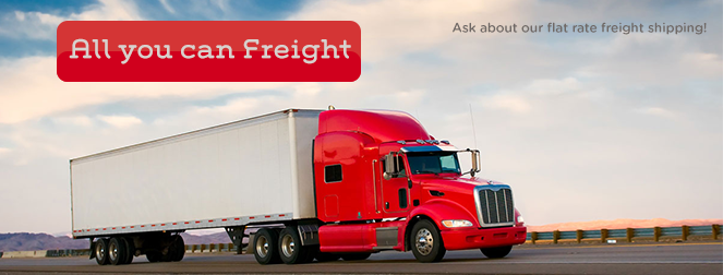 All you can freight!